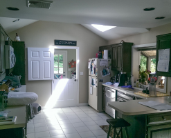BEFORE: Multiple views of kitchen/space